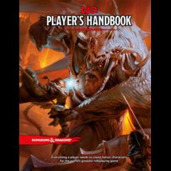 Player's Handbook  A Dungeons & Dragons Core Rulebook