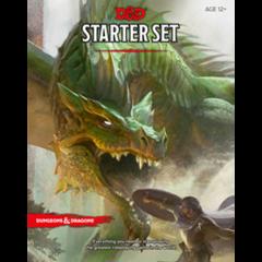 D&D Starter Set  Fantasy Roleplaying Tabletop Game