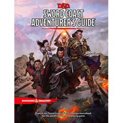 Sword Coast Adventurer's Guide  Sourcebook for Players and DMs