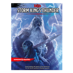 Storm King's Thunder  A Dungeons & Dragons Adventure
