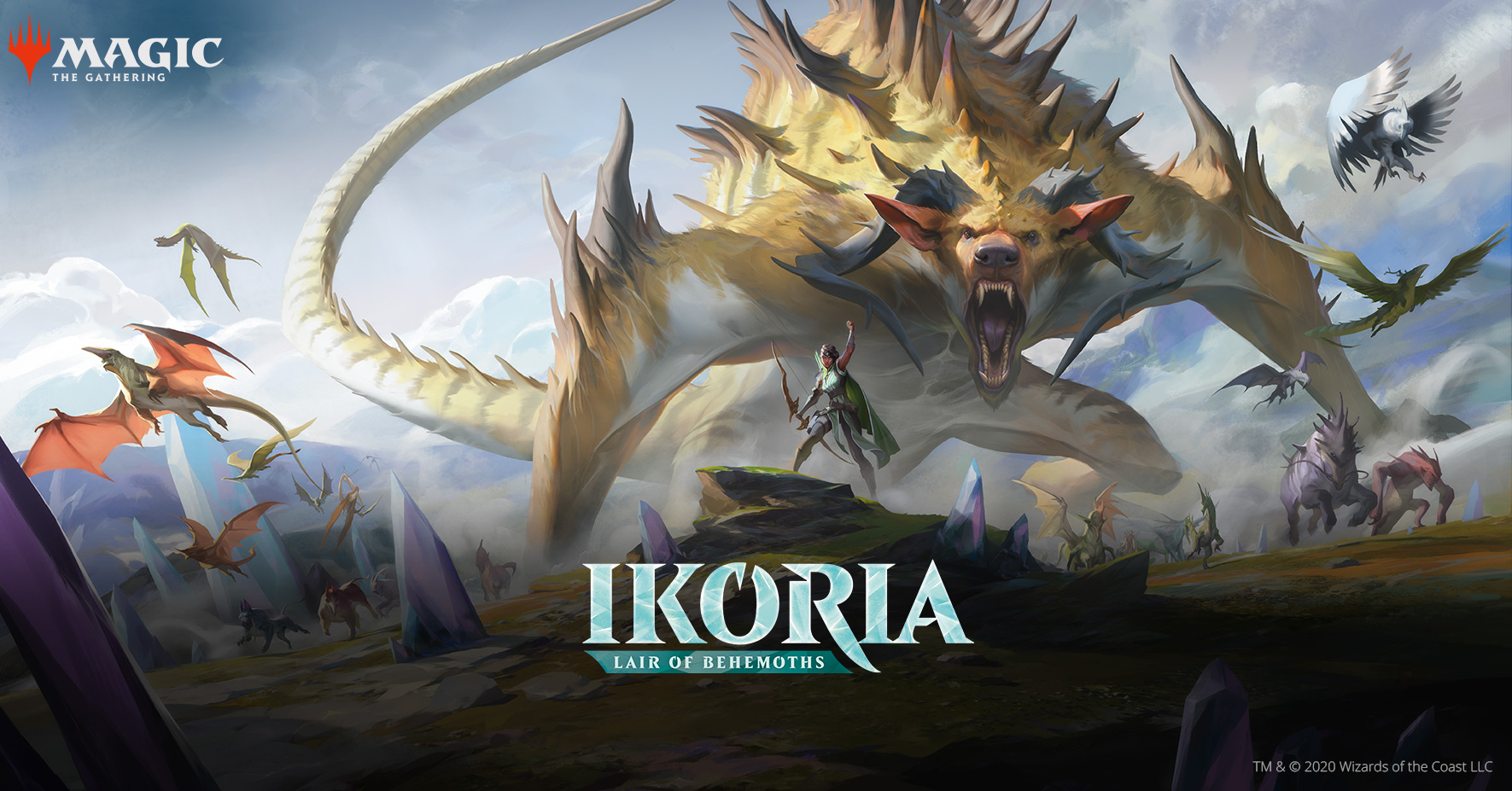 Ikoria Pre-Orders