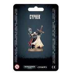 Dark Angels Cypher