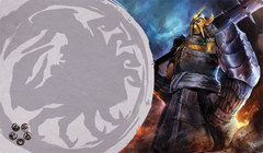 Legend of the Five Rings: Defender of the Wall Play Mat