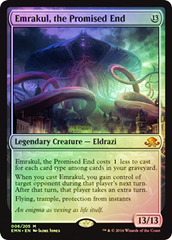 Emrakul, the Promised End - Foil