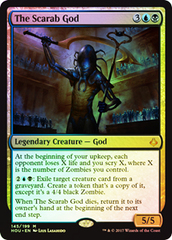 The Scarab God - Foil