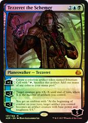 Tezzeret the Schemer - Foil