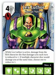 Lex Luthor - Kansas Native (Die & Card Combo)