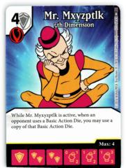 Mr. Mxyzptlk - 5th Dimension (Die & Card Combo)