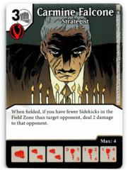 Carmine Falcone - Strategist (Die & Card Combo)