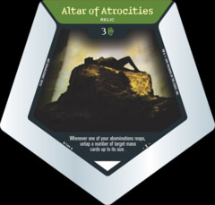 Altar of Atrocities