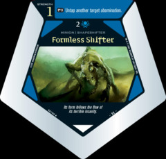 Formless Shifter