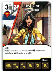 Lois Lane - Inspirational (Die & Card Combo)
