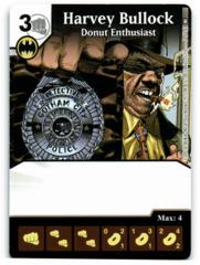 Harvey Bullock - Donut Enthusiast (Die & Card Combo)