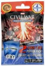 Civil War Foil Pack