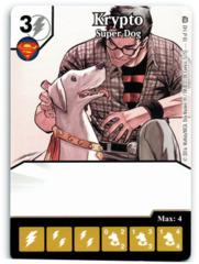Krypto - Super Dog (Die & Card Combo)