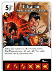 Ultraman - From the House of Power (Die & Card Combo)