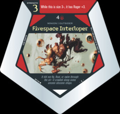 Fivespace Interloper