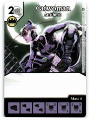 Catwoman - Antihero (Die & Card Combo)