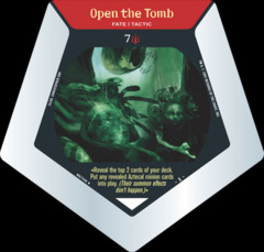 Open the Tomb