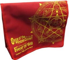Force of Will: Curse of the Frozen Casket Tote Bag