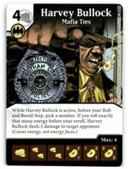 Harvey Bullock - Mafia Ties (Die & Card Combo)