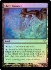 Ghost Quarter - Foil