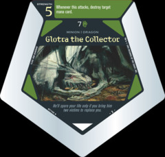 Glotra the Collector