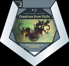 Creature from Xhilo