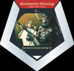 Winchester Blessing