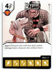 Krypto - Super Loyal (Die & Card Combo)