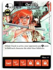 Oracle - Hacker (Die & Card Combo)