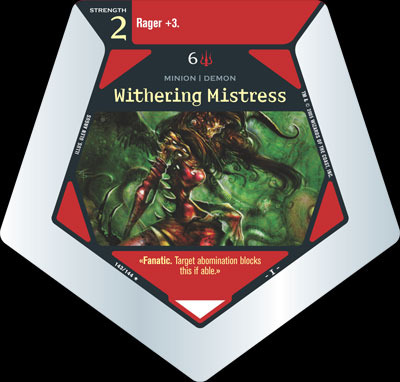 Withering Mistress
