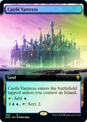 Castle Vantress - Foil - Extended Art