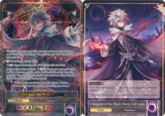 Conqueror of the Black Moon, Gill Lapis // Gill Lapis, the Primogenitor - TMS-072 //  TMS-072J - R - Full Art