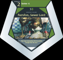 Feculus, Sewer Lord