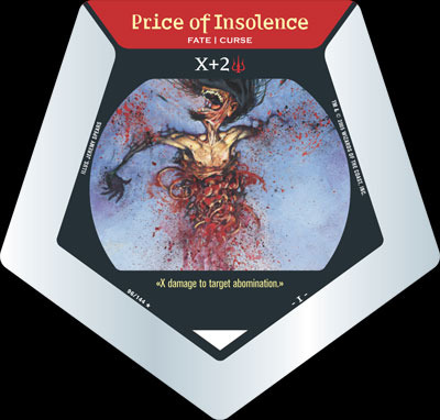 Price of Insolence
