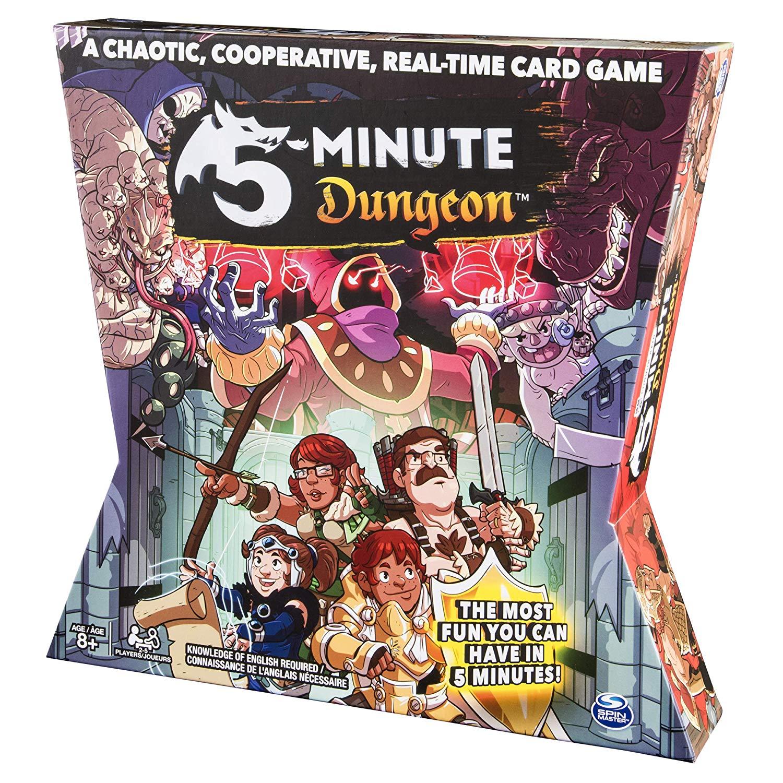 5 Minute Dungeon