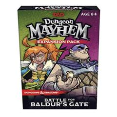 Dungeon Mayhem: Battle for Baldurs Gate
