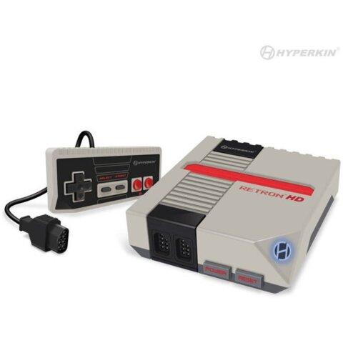 Hyperkin RetroN 1 HD for NES - Gray