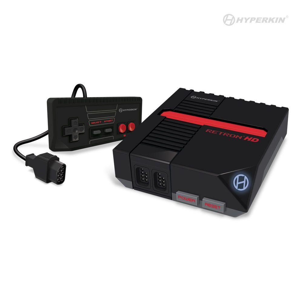 Hyperkin RetroN 1 HD for NES - Black