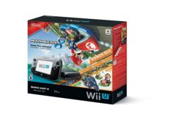 Nintendo Wii U Deluxe Console - Mario Kart 8 Edition