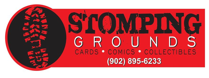 Stomping Grounds Games & Collectibles