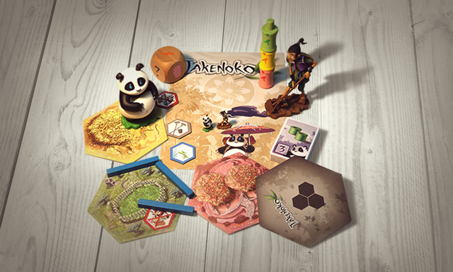 Board Games Category Landing Page