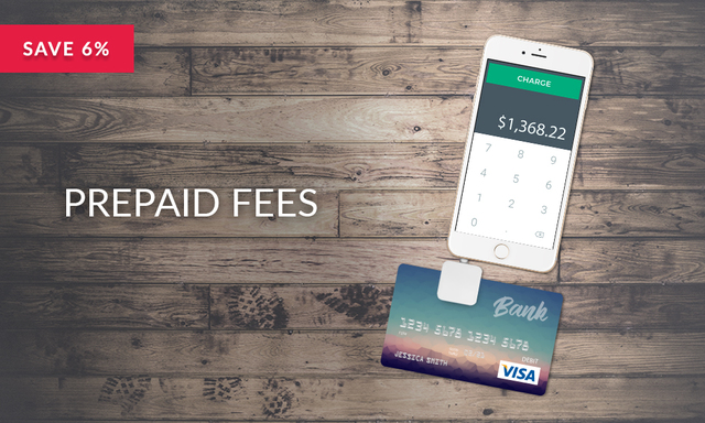 $5,300 - Prepaid Fees - 6% Bonus