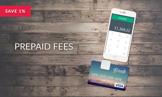 $505 - Prepaid Fees - 1% Bonus