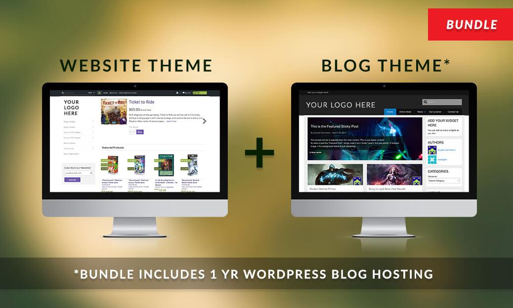 Nori Premium Theme + Blog Theme Bundle