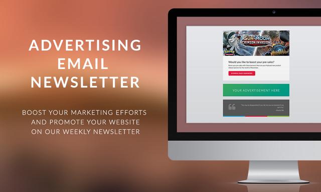 Advertising - Email Newsletter