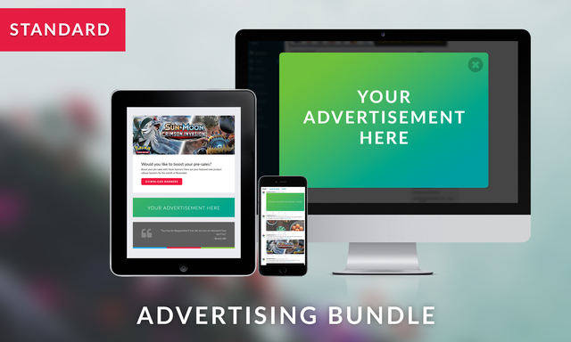 Advertising - Standard Bundle