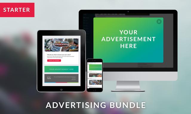 Advertising - Starter Bundle
