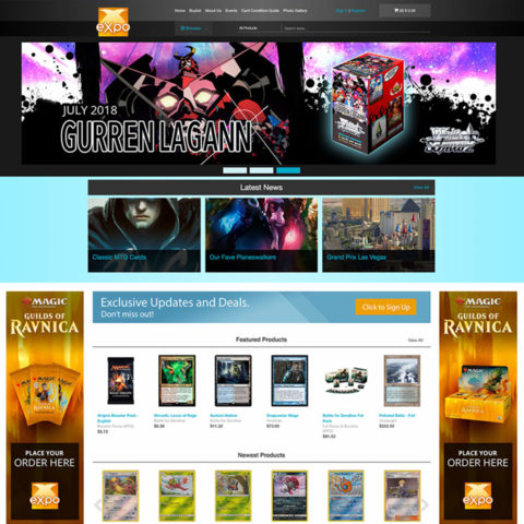 New Member Launch Package with Expo Premium Theme